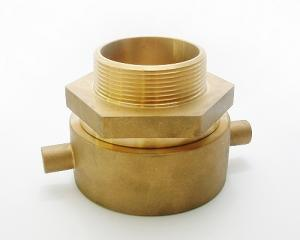 Brass Male Swivel Adapter